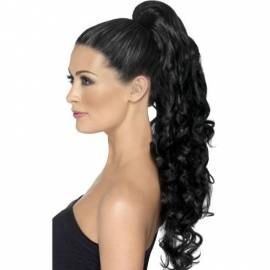 Black Divinity Hair Ext Curly
