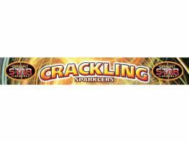 Giant Crackling Sparkler - 5Pk