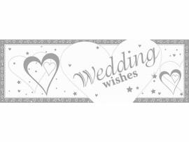 Giant Wedding Banner