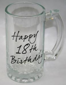 18th Beer Tankard