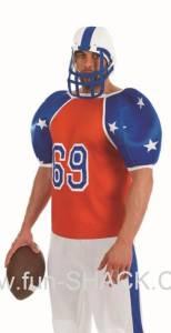 American Footballer Costume