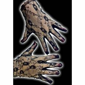 Glamourous Lace Gloves