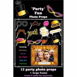 Photo Props with Frame