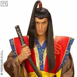 Samurai Party Wig