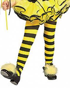 Child Bee Tights