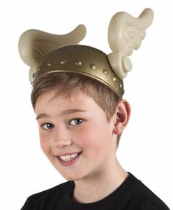Child Gaul Helmet