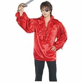 Red Pirate Shirt