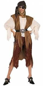 Sally Swashbuckler Costume