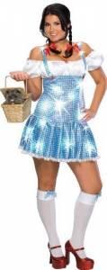 Sequin Dorothy Costume
