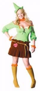 Female Scarecrow Costume