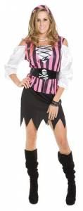 Flirty Pirate Costume