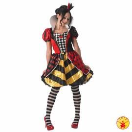 Sassy Queen of Hearts Costume