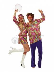 70's Hippie Guy Costume