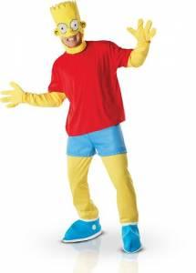 Bart Simpson Costume
