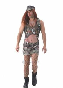 Army Annie Costume