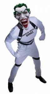 Joker Straight Jacket Costume