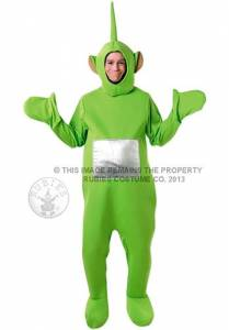 Teletubbies Dipsy Costume