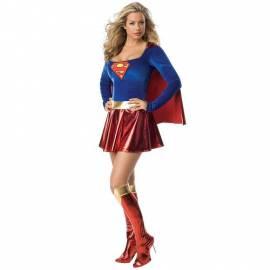 Velor Supergirl Costume