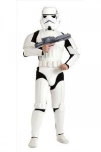 Star Wars Deluxe Stormtrooper Costume