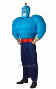 Disney Aladdin Genie Costume