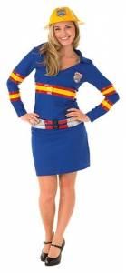 Firegirl Costume