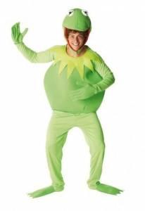 Muppets Kermit Costume