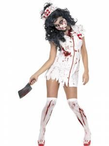 Zombie Nurse Costume