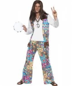 Groovy Hippie Man Costume