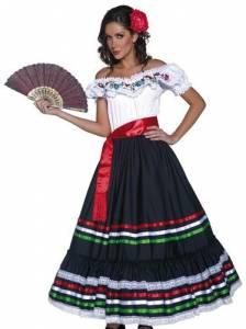 Sexy Senorita Costume