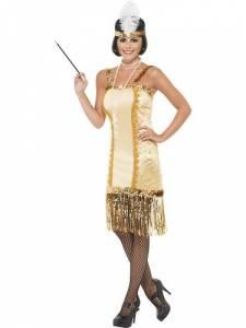 Gold Flapper Costume