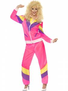 80's Fashion Shell Suit