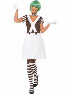 Candy Creator Lady Costume
