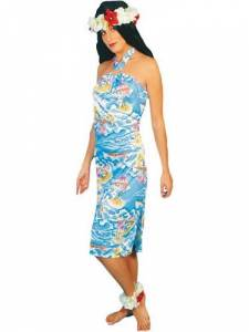 Hawaiian Lady Blue