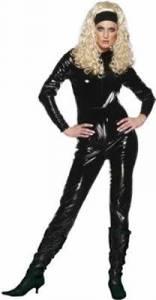 Cat suit PVC