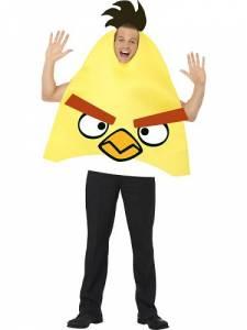 Angry Birds Yellow Costume