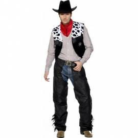 Black Cowboy Costume