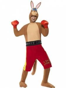 Kangaroo Boxer Costume