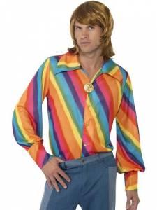 70's Rainbow Shirt