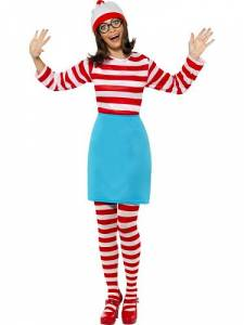 Wally Wenda Costume