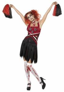 Zombie Cheerleader Costume