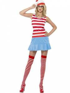 Wally Wenda Cutie Costume