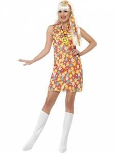 Flower Hippy Costume