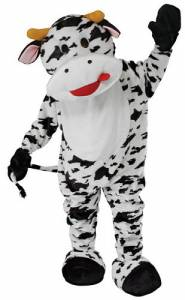 Deluxe Cow Costume