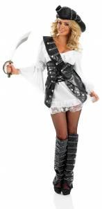 Swashbuckling Babe Costume