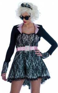 80's Pop Starlet Costume