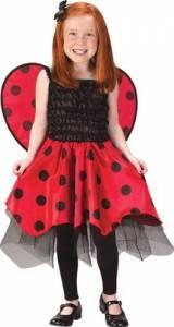 Kids Lady Bug Kids Costume