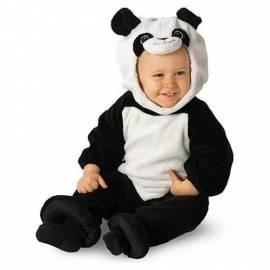 Kids Playful Panda Costume