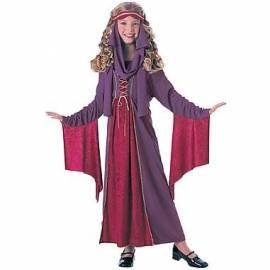 Kids Gothic Princess Costume