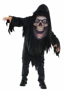 Kids Mad Reaper Costume
