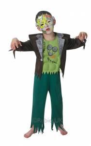 Kids Frank'n Junior Costume